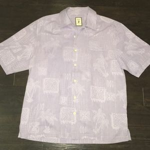 c601cdcae Jamaica Jaxx · Jamaica Jaxx Hawaiian Lavender Tropical Camp Shirt